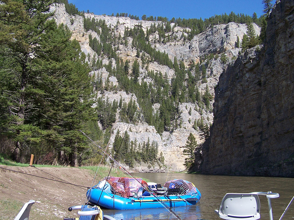 2  DIY The Smith River - Montana River Outfitters